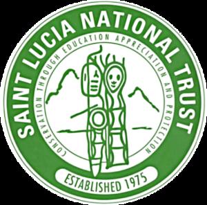 Saint Lucia National Trust Logo